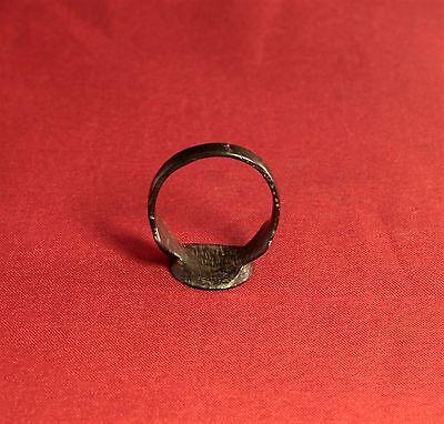 Medieval Seal Ring - 14. Century