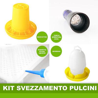 Incubatrice 48 Uova Professionale Automatica Girauova + Kit Svezzamento Gratis!! 10