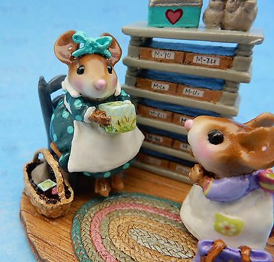 MOUSE MECCA by Wee Forest Folk, Mouse Expo 2017 Exclusive Event Piece