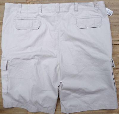 7ec3f5ee50 ... Roundtree & Yorke Big & Tall Mens Hiking Cotton Utility Cargo Shorts  List ...