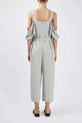 2ca917c5c1d 2 of 6 Topshop Off The Shoulder Jumpsuit By Boutique Size 12 40 US 8 RRP  £80.00