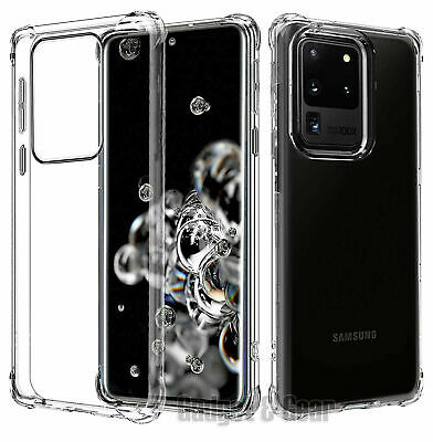 For Samsung Galaxy S20 S20+ Ultra S10 S10+ S10E Heavy Duty Soft Clear Case Cover 9