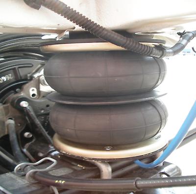 Z8 Zusatzluftfeder Luftfeder für Fiat Ducato ZFA250 Wohnmobile Reisemobile