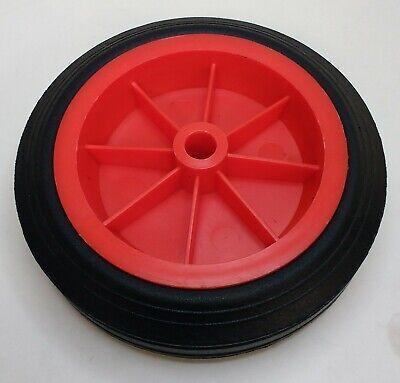 Replacement Jockey Wheel Red Plastic Fits Mp431/432 160Mm Genuine Maypole Mp430 3