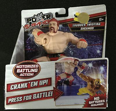 Mattel New Toy Boys Girls Fight Gift WWE Power Slammers Kane Wrestling Ages 6