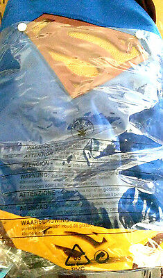 1373dfc6e25 SUPERMAN RETURNS DELUXE Muscle Chest Child Costume & NON Muscle NEW RUBIES