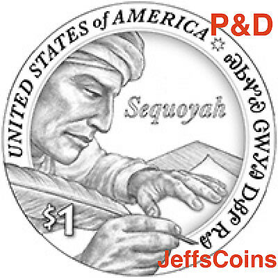 2019 PDS SACAGAWEA NATIVE AMERICAN Indians The Space Program P D S PROOF Dollars 9