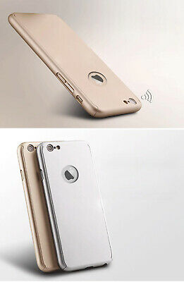 For iPhone XR XS Max 6s 7 8 5s Plus Case Shockproof360 Bumper Hybrid Phone Cover 4