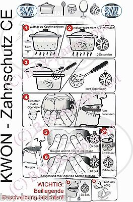 KWON ® Zahnschutz Senior CE NEU