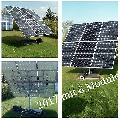 Photovoltaik-hausanlagen Sofort Per Mail-bauanleitung Nachführanlage Sonnennachlauf Solaranlage Tracker