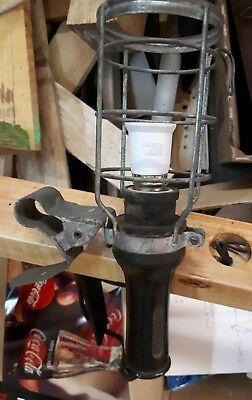 Applique Luminaire Vintage Fait Avec Bois De Palette N14 Eur 45