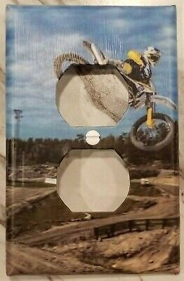 Flying Dirt Bike - Outlet Cover - FREE Shipping 3