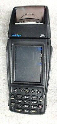 New Mobitron Co. handheld computer w/ scanner & printer InfoLogix MDT9301