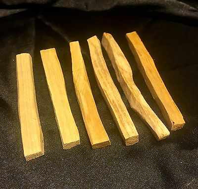 Palo Santo Holy Wood Incense 75 (STICKS APPROX) 1 LB SIZE BAG(4+inches long) 2