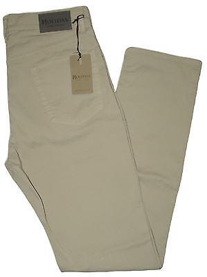 Pantalone uomo jeans HOLIDAY 46 48 50 52 54 56 58 60 cotone strech estivo ETAN 6