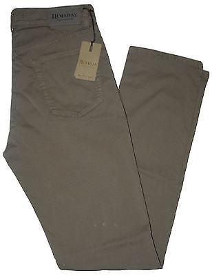 Pantalone uomo jeans HOLIDAY 46 48 50 52 54 56 58 60 cotone strech estivo ETAN 2