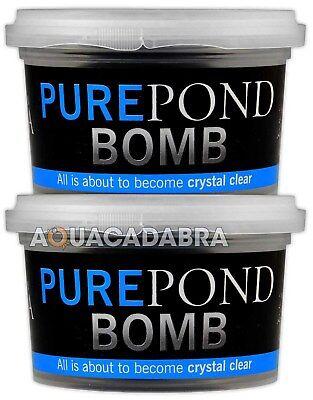 Evolution Aqua Pure Pond Bomb x2 - perfect treatment for clear & healthy ponds! 3
