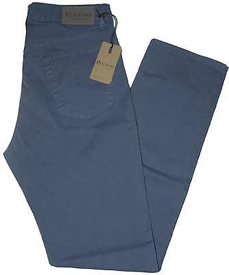 Pantalone uomo jeans HOLIDAY 46 48 50 52 54 56 58 60 cotone strech estivo ETAN 3