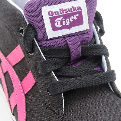 Womens Girls Onitsuka Tiger Renshi Mid Canvas Fashion Trainers Sneakers Size 2