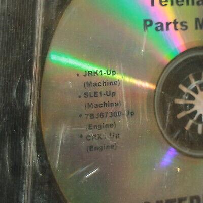 CAT CATERPILLAR TH460B TELEHANDLER FORKLIFT Spare Parts CD Manual Book Catalog