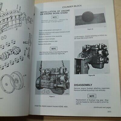Mack Truck MS CS Series Mid-Liner Frame Factory Repair Shop Service Manual OEM