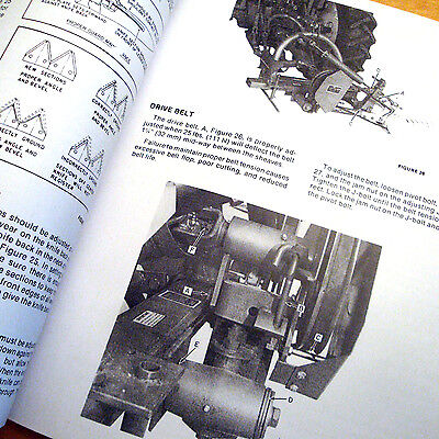 New Holland 451 456 Sickle Bar Mower Operators And Parts Manual