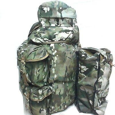 Alice Pack Multicam Xl Full Set With Shoulder Straps, Waist Belt And Frame - Tas