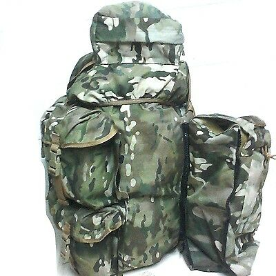 Tas Alice Pack Xl Multicam Full Set- Pack, Shoulder Straps, Waist Belt And Frame