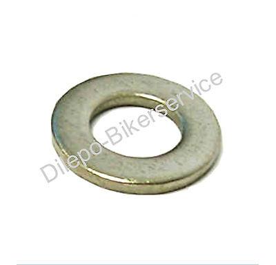 Unterlegscheibe 1//4 A2 Edelstahl Flat Washer 1//4 A2 Stainless Steel