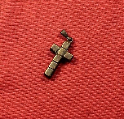 Nice Religious Cross Pendant, 19. Century 3
