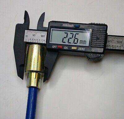 2 X Knott & Ifor Williams Trailer Brake Cables Detachable 1230Mm Maypole Mp41312 7