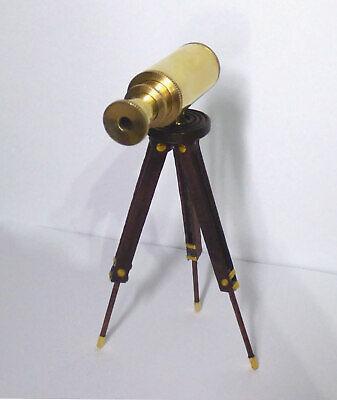 1//12 Dolls House miniature Luxury Binoculars spy glasses Office lounge Desk LGW