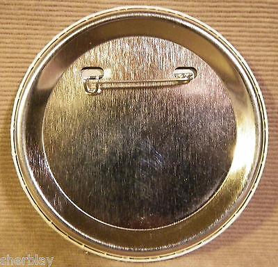 FREE SCRATCHER LOTTO CALIFORNIA LOTTERY Button Badge Pinback