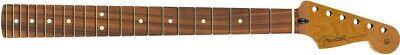 "Fender Roasted Maple Stratocaster Neck 22 Jumbo Flat Oval 12"" Mexico 0990403920 2"