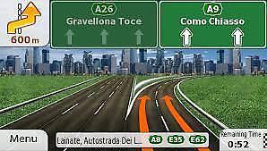Per Gps E Autoradio Cinesi Sd Card 16Gb Con Navigazione Italia Europa Autovelox 3