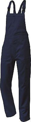 Cargo-Latzhose Arbeitshose Arbeitslatzhose 100%Baumwolle BW250  Gr.42 - 68