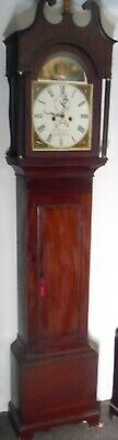 "Antique ""  Automation  Swan  ""  Exeter  Grandfather / Longcase Clock 6"