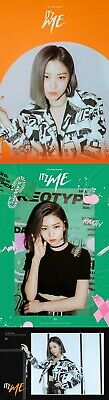 ITZY [IT'Z ME] 2nd Mini Album CD+POSTER+Photo Book+3p Card+Pre-Order Item+GIFT 4
