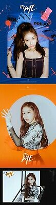 ITZY [IT'Z ME] 2nd Mini Album CD+POSTER+Photo Book+3p Card+Pre-Order Item+GIFT 6