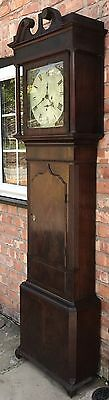 Mahogany Wignall Of Ormskirk 8 Day Grandfather Clock 6