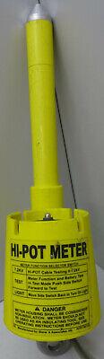 Bierer Hi-Pot Meter Probe Set 7.2KV 2