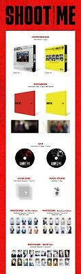 [DAY6]3th mini album Shoot Me:Youth Part 1/Trigger Ver./Only Album/No photocard 7