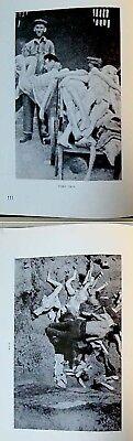 1946 Palestine HOLOCAUST Atrocities JEWISH PHOTO BOOK Israel JUDAICA Hebrew RARE 8