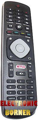 Ersatz Fernbedienung passend für PHILIPS 43PUT6101//1249PUH6101//88 TV Remote