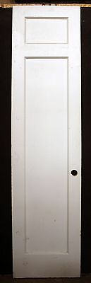 "5 avail 24""x95"" Antique Vintage Interior Exterior SOLID Wood Wooden Door 2 Panel"