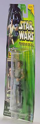 MOC STAR WARS General Leia Organa POTJ Sticker UPC Power of the Jedi Figure MOSC 4