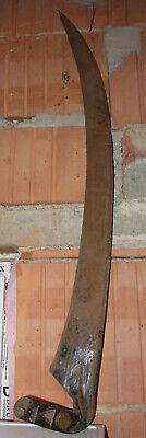 2 x SENSE um 80cm wahrscheinlich DDR-Fabrikat *mit Stempel* Bauernhof-Nachlass 3