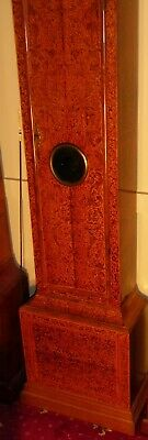"Antique Walnut Marquetry London  ""Month Duration "" Longcase / Grandfather Clock 2"