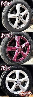 Alloy Wheels Cleaner Iron Contamination Brake Dust Fallout Remover 5ltr Prokleen 5