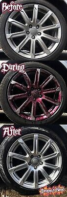 Alloy Wheels Cleaner Iron Contamination Brake Dust Fallout Remover 5ltr Prokleen 4